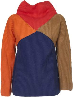 Paul Smith Pullover With Geometric Pattern