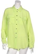 Vince Camuto Long Sleeve Utility Shirt