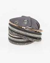 Le Château Gem Snap Bracelet
