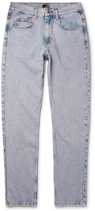 Isabel Marant Jack Acid-Washed Denim Jeans