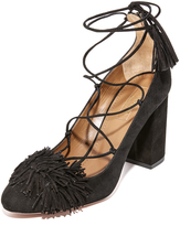 Aquazzura Wild Pumps
