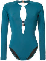 Ginger & Smart long sleeved swimsuit