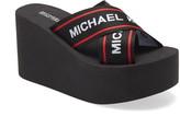 MICHAEL Michael Kors Demi Wedge Slide Sandal