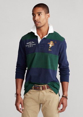 Ralph Lauren Classic Fit Kicker Bear Rugby