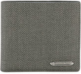 Ermenegildo Zegna herringbone wallet - men - Calf Leather - One Size