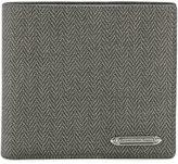 Ermenegildo Zegna herringbone wallet