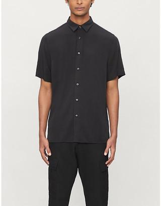 HUGO Slim-fit woven shirt