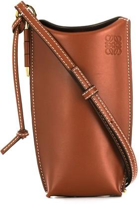 Loewe Mini Bucket Crossbody Bag