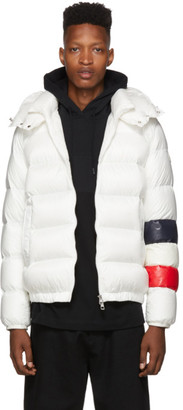 Moncler White Down Willm Jacket