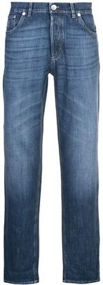 Brunello Cucinelli Turn Up Jeans
