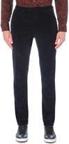 Boglioli Regular-fit tapered corduroy trousers