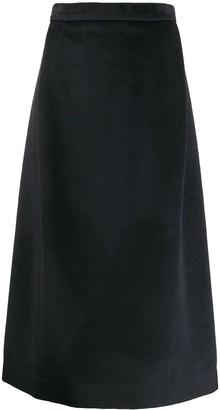 Stephan Schneider a-line midi skirt