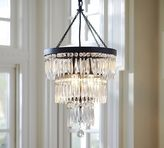 Pottery Barn Adele Crystal Small Chandelier
