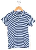 Papo d'Anjo Boys' Striped Polo Shirt