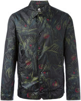 Paul Smith leaves print lightweight jacket - men - Polyester - S