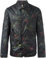 Paul Smith leaves print lightweight jacket