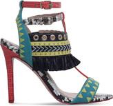 Miss KG Ferne embellished sandals