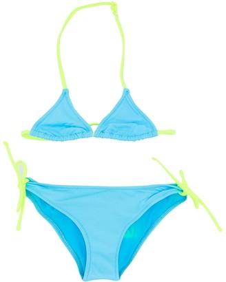Mc2 Saint Barth Kids Holly Formentera bikini set