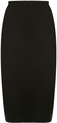 Alexander Wang Fitted Pencil Skirt