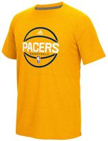 adidas Men's Indiana Pacers Pre-Game Ball Tee