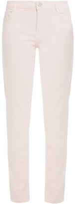 Maje Pismar Mid-rise Slim-leg Jeans