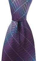 Murano Rec Striped Narrow Silk Tie