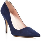Kate Spade Licorice High Heel Pointed Toe Pumps