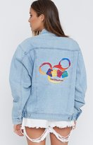 Beginning Boutique Vintage Walt Disney World Denim Jacket