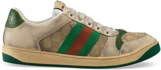 Gucci Men's Screener GG sneaker