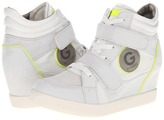 G by Guess Power (White) - Footwear