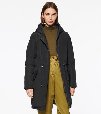 Andrew Marc LIBERTA REVERSIBLE SYNTHETIC DOWN PARKA