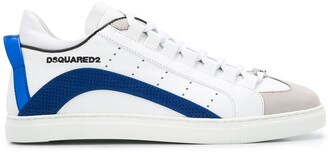 DSQUARED2 551 Panelled Sneakers