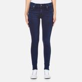 Polo Ralph Lauren Women's Varick Skinny Jeans Dark Indigo
