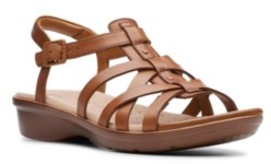 Clarks Collection Women's Loomis Katey Sandals Women's Shoes