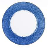 "Mottahedeh Blue Lace"" Dinner Plate"