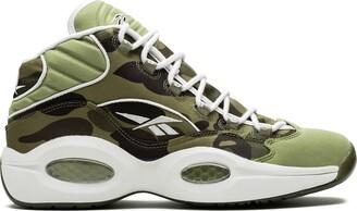 Reebok Question Mid Bape sneakers