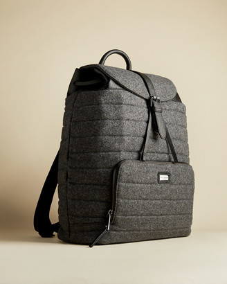 Ted Baker TEXTEE Quilted backpack