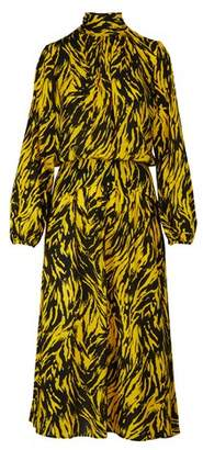 N°21 N 21 Long printed dress