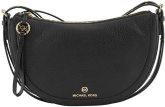Michael Kors Camden Crossbody Bag Black