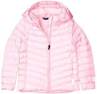 reima Jacket Frebben (Toddler/Little Kids/Big Kids) (Unicorn Pink) Girl's Clothing