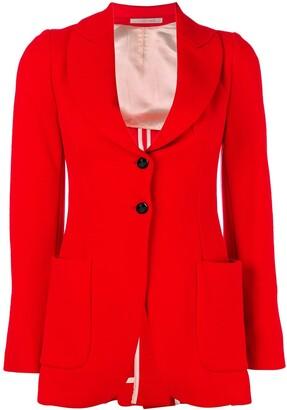 Vivienne Westwood Pre Owned Gold Label patch pocket jacket
