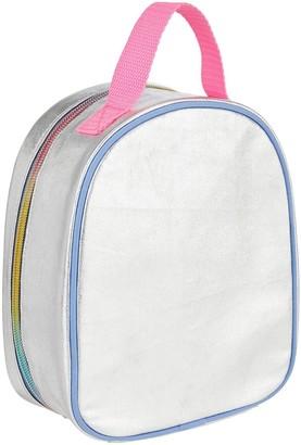 Accessorize Girls Rainbow Lunch Bag - Multi