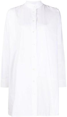Soulland Elisa button-up midi dress