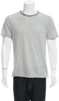 Rag & Bone Striped Short Sleeve T-Shirt