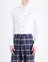 Vivienne Westwood Krall classic-fit cotton shirt