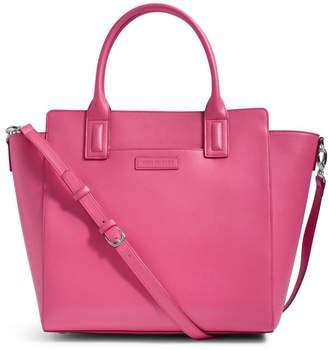 Vera Bradley Rouge Faux Leather Bag