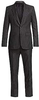 Givenchy Men's Bold Pinstripe Wool-Blend Suit