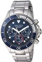 Nautica Men's 'WESTPORT COLLECTION' Quartz Stainless Steel Casual Watch