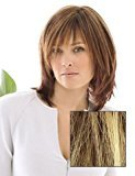 Hair U Wear Infatuation by Raquel Welch Wigs Monofilament Part - R13F25 Praline Foil