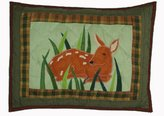 Patch Magic Whitetails Grove Crib Toss Pillow